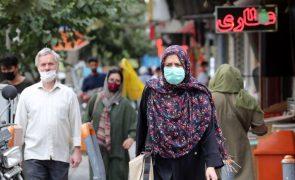 Covid-19: Novo recorde de número de infeções diárias no Irão