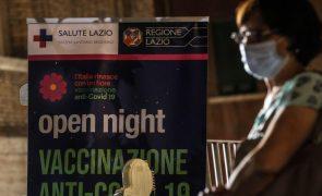 Covid-19: Itália com mais 3.190 novos casos em linha com os da semana passada
