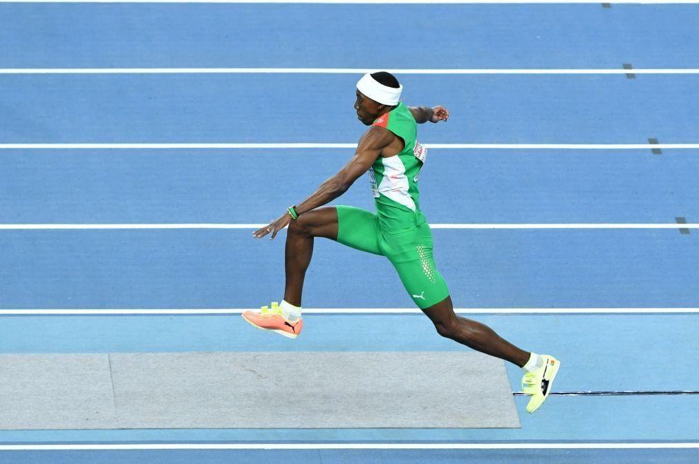 Tóquio2020: Pichardo qualifica-se diretamente para a final do triplo salto