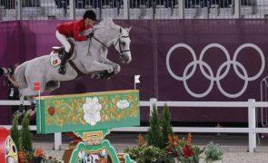 Tóquio2020: Cavaleira Luciana Diniz apurada para a final de saltos de obstáculos