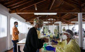 Covid-19: Açores com 52 novos casos e 51 recuperações