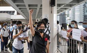 China critica EUA por oferecer refúgio a residentes de Hong Kong