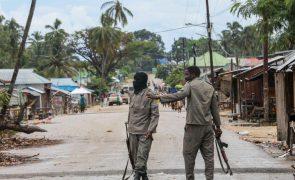 Human Rights Watch acusa Maputo de impedir população de Cabo Delgado fugir da guerra