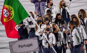 Tóquio2020: Portugal com desempenho sem precedentes