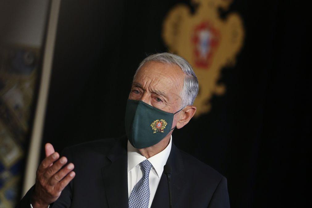 Tóquio2020: Presidente da República enaltece participação de Portugal