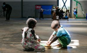 Moçambique: Número de crianças separadas em fuga aumenta 40% em julho
