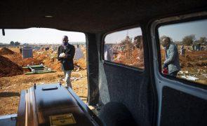 Covid-19: África com mais 615 mortes e 29.569 infetados nas últimas 24 horas