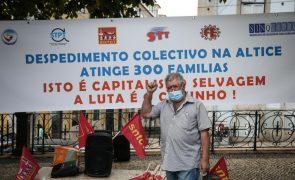 Despedimento coletivo na Altice abrange para já 206 trabalhadores