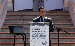 Paralímpicos: Beatriz Monteiro e Miguel Monteiro são os porta-estandarte de Portugal