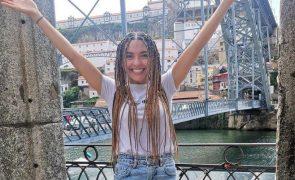 Sara Barradas esclarece polémica por causa de penteado com as tranças