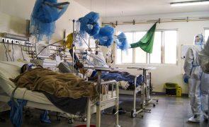 Covid-19: Moçambique regista mais 16 óbitos e 1.038 novos casos
