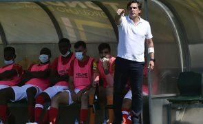 Santa Clara apura-se para o 'play-off' da Liga Conferência Europa
