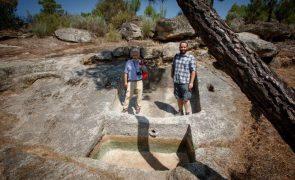 Valpaços recupera método ancestral e produz vinho num lagar rupestre