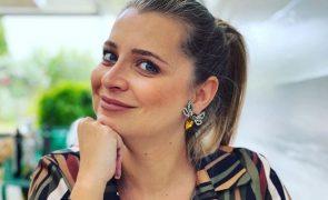 Já nasceu o primeiro filho da ex-BB Andreia Filipe
