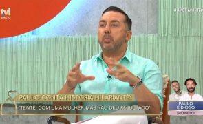 Flávio Furtado tece duras críticas à TVI em direto: «Nada evoluiu»