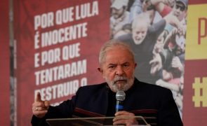 Lula da Silva diz que nunca quis tanto ser Presidente do Brasil como agora