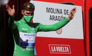 Vuelta: Um ano depois, Fabio Jakobsen parece totalmente recuperado