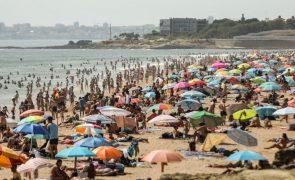 Autoridade Marítima aplicou perto de 90 multas nas praias portuguesas