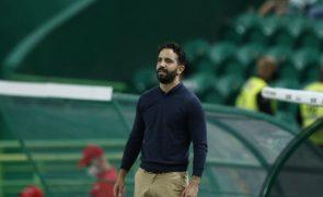 Amorim focado no Sporting, mas alertado para jogos recentes com Belenenses SAD