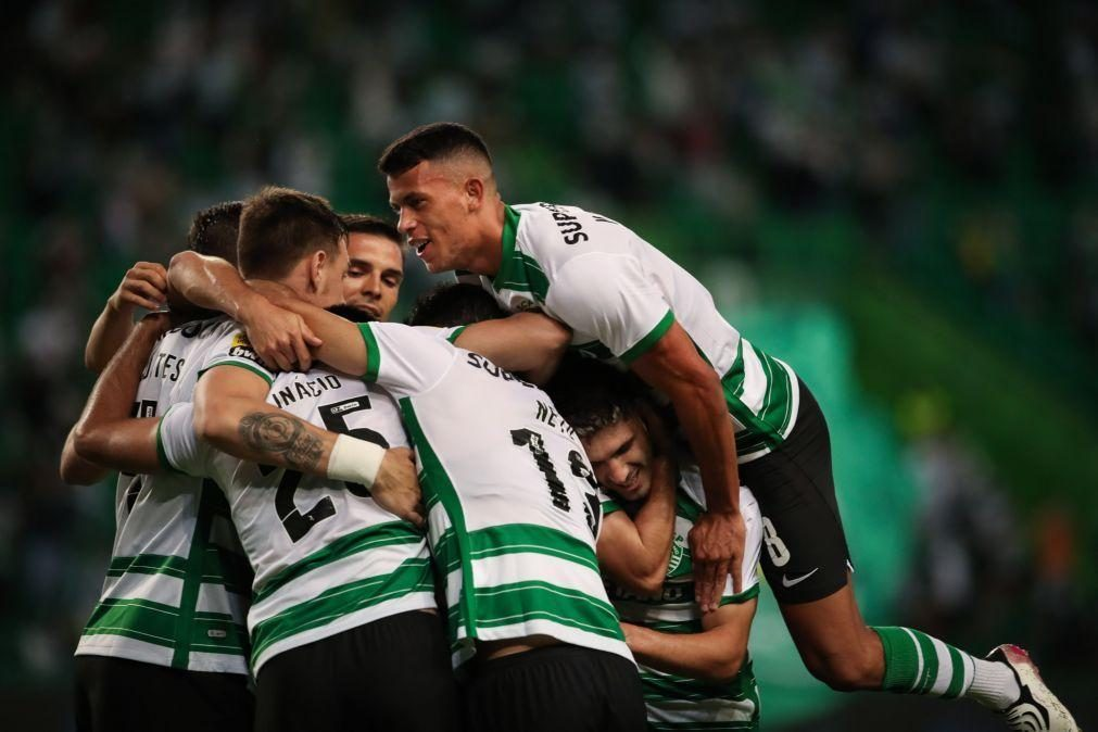 Sporting vence Marítimo com golo de penálti aos 98 minutos