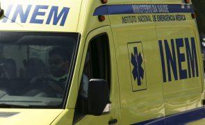 Queda em acidente de trabalho provoca uma vítima mortal em Mangualde