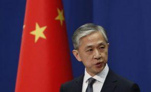 Governo chinês estabeleceu