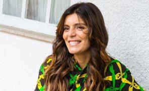 Andreia Rodrigues revela se quer ter mais filhos