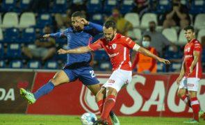Santa Clara conquista primeiro triunfo na I Liga na receção ao Gil Vicente