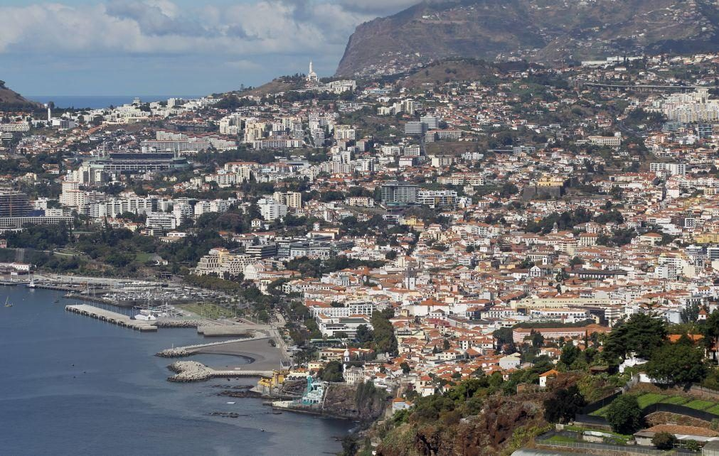 Alojamentos turísticos da Madeira com valor mais elevado de dormidas desde novembro de 2019