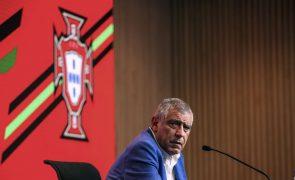 Mundial2022: Fernando Santos alerta para Irlanda
