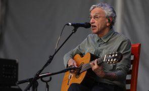 Concertos de Caetano Veloso eSérgio Godinho nos destaques do teatro da Guarda