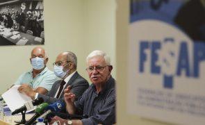 Federação de Sindicatos da Administração Pública quer aumentos de 2,5% em 2022