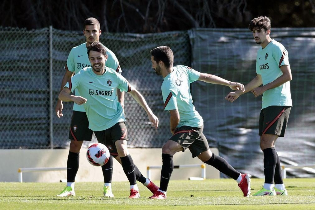 Mundial2022: João Moutinho só pensa no presente para ajudar seleção a chegar ao Qatar