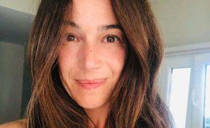 Paula Neves Esteve oito meses fechada em casa com esgotamento: