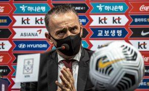 Mundial2022: Coreia do Sul de Paulo Bento vence Líbano por 1-0