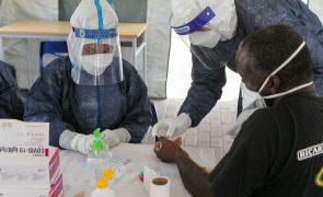 Covid-19: Cabo Verde com mais 74 infetados e uma morte em 24 horas