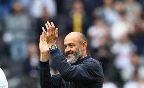 Espírito Santo vence prémio de melhor treinador do mês da 'Premier League'