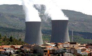 Ambientalistas denunciam fuga de água radioativa em central espanhola, proprietário desmente