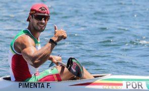 Fernando Pimenta integra seleção de 11 canoístas nos Mundiais de Copenhaga