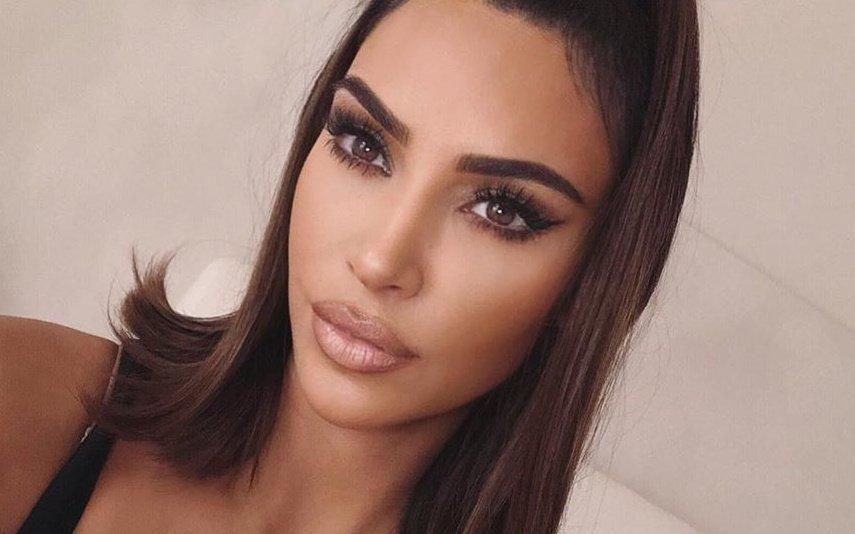 Kim Kardashian Filho de 5 anos sofre acidente: