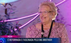 Big Brother. Avó de Letícia sente-se mal em direto na gala