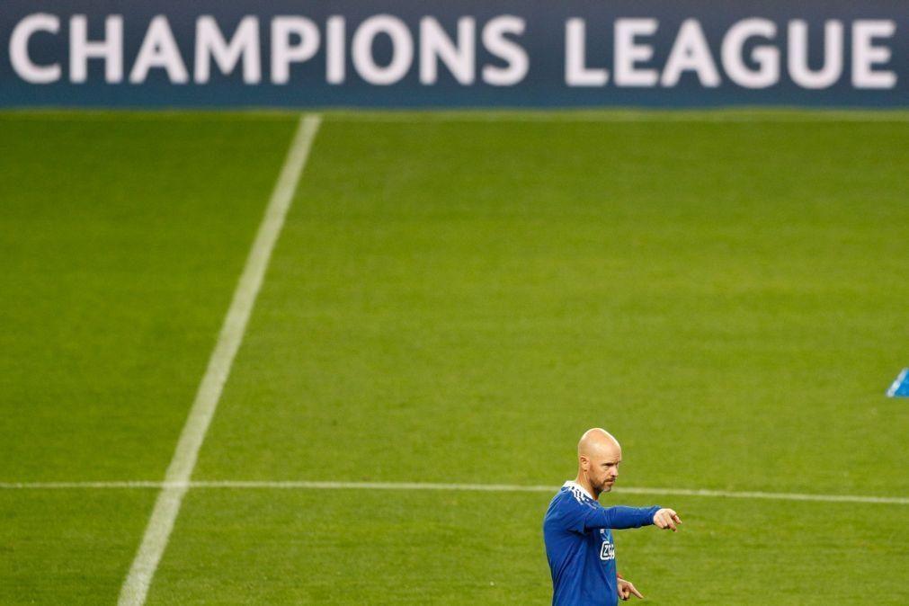 LC: Ajax preparado para defrontar