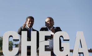 Ministério Público arquiva processo da falsificação de assinaturas do Chega