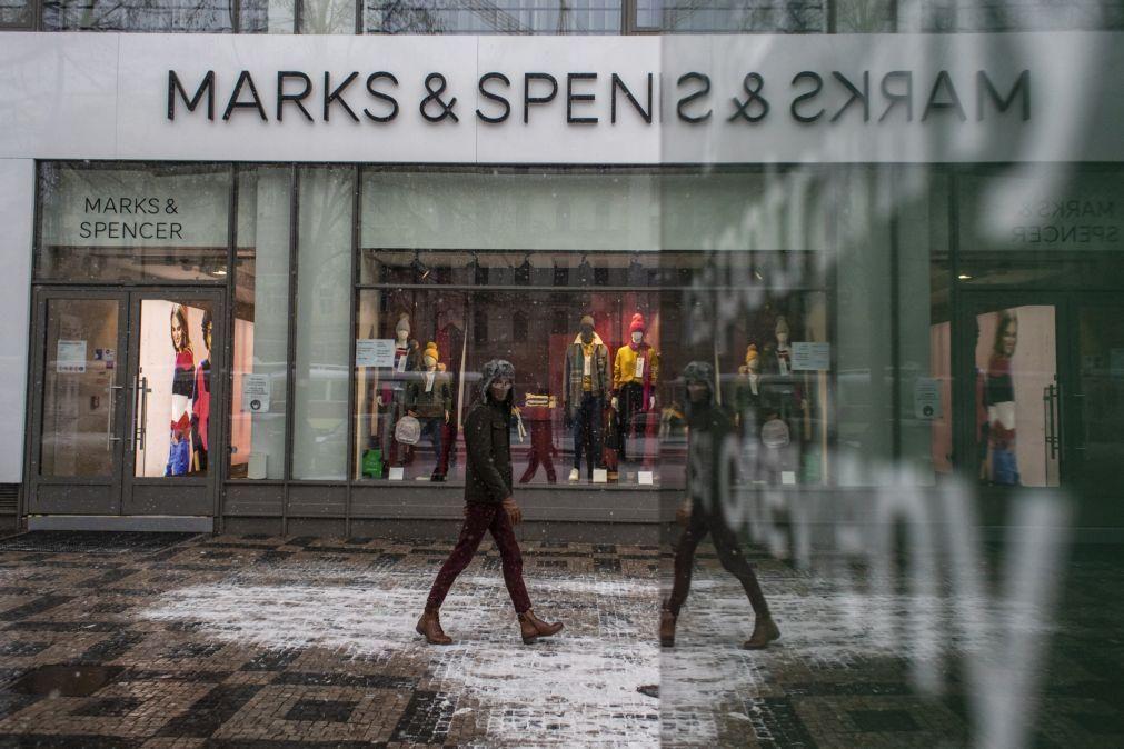 Brexit: Marks & Spencer encerra 11 das suas 20 lojas em França