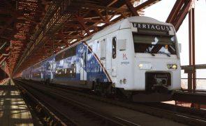 Serviço da Fertagus até à Gare do Oriente em Lisboa depende do Estado
