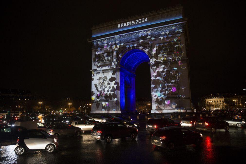Maioria dos franceses apoia realização de Paris2024