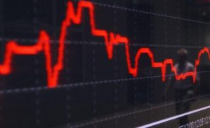 Bolsa de Lisboa abriu a cair 1,29%
