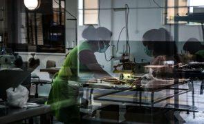 Covid-19: Um quinto das empresas já tem atividade semelhante a antes da pandemia