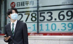 Bolsa de Tóquio abre a perder 1,61%