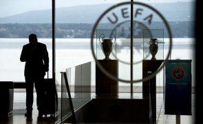 UEFA aprova novo modelo solidário para os clubes de 175 ME